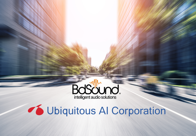 BdSound and Ubiquitous AI to enter into a Distribution Agreement for Automotive in Japan